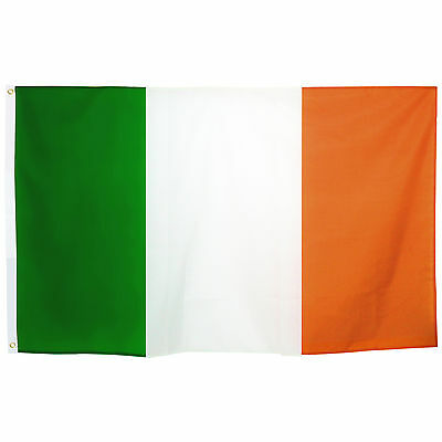 Fahne Irland Querformat 90 x 150 cm irische Hiss Flagge Nationalflagge