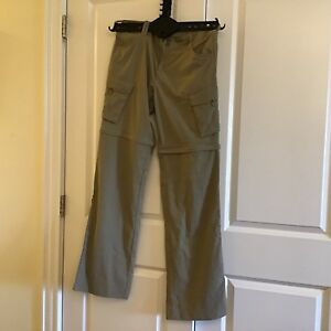 Size 10, Prana Convertible Pants, New with tags