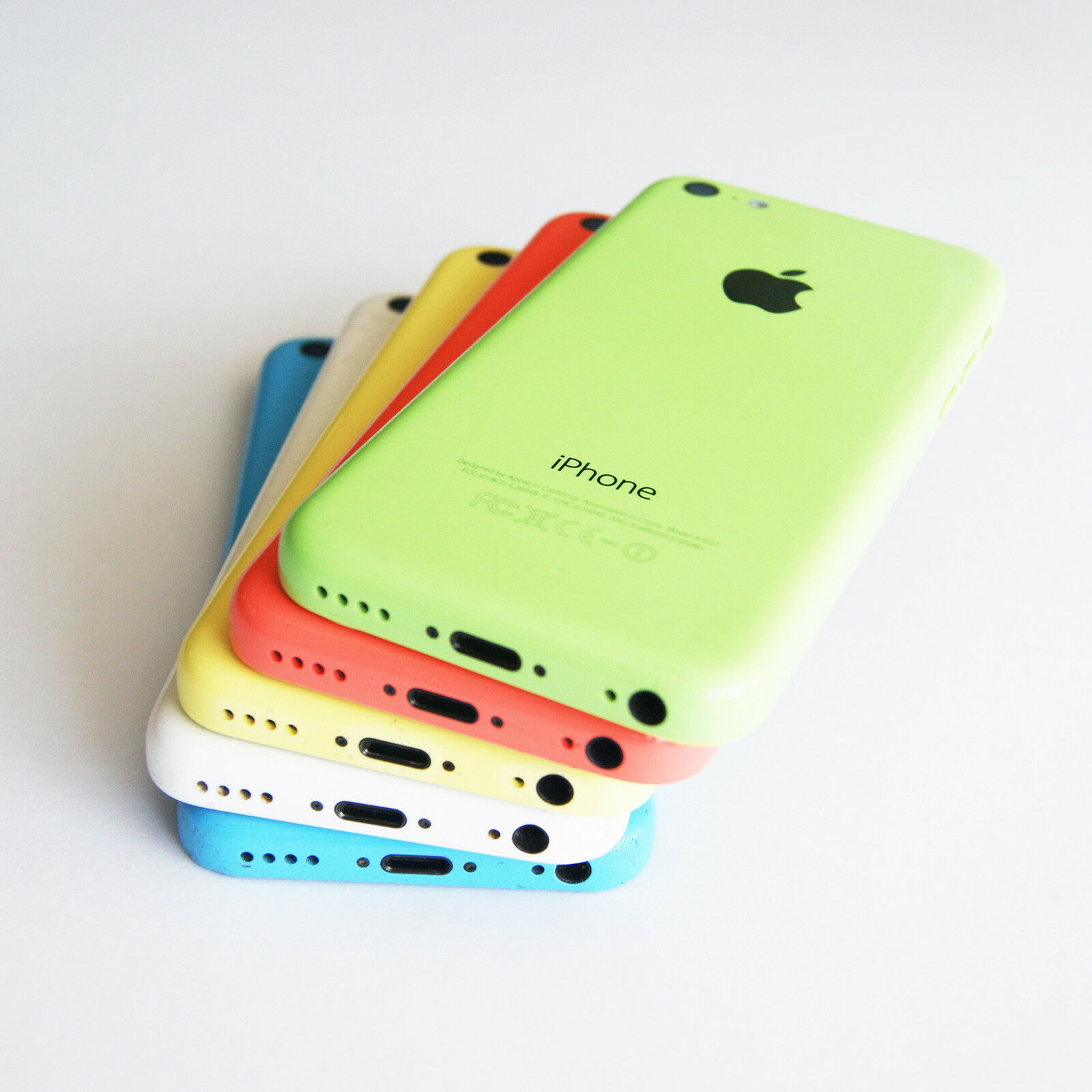 MANUFACTURER REFURBISHED APPLE IPHONE 5C 8GB / 16GB MULTIPLE COLOURS SMARTPHONE