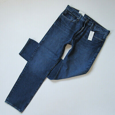 NWT Levi's Made & Crafted 502 Regular Taper in Cork Low Rise Jeans 36 x 32 $148
