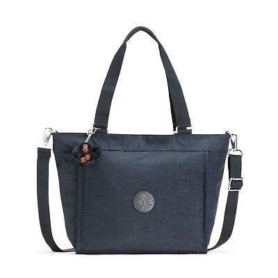 Kipling Small Shopper Bag NEW SHOPPER S Tote Bag TRUE NAVY Blue RRP £69