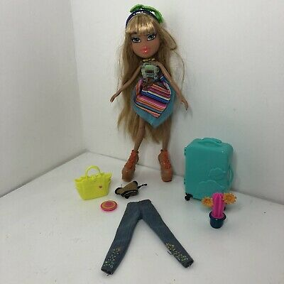 BRATZ Study Abroad Raya Doll With Accessories
