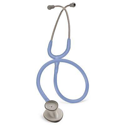 3m Littmann Lightweight Ii Se Nurses Stethoscope Ceil Blue 28 Tube 2454 1 Ct