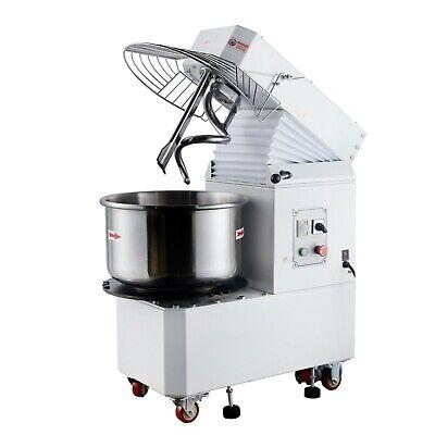 Cmi Electric Dough Mixer 30qt Stand Machine 2 Speed Spiral Pizza Bakery Blender