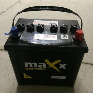 MAXX SUPER HEAVY DUTY BATTERY!!! USED ONLY ONE DAY!!!!! Bentley Canning Area Preview