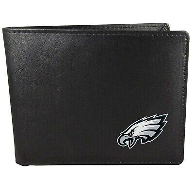 Philadelphia Eagles Bi-Fold Mens Wallet NFL Football Licensed Product