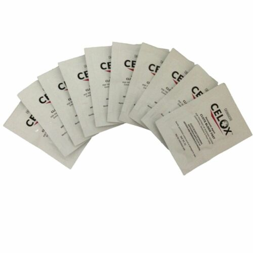 Celox Home 2g - 11 packets - Stop Bleeding Haemostatic First Aid Stop Bleeding