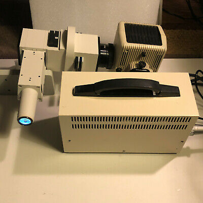 Te2000-u Nikon Microscope T-fl Reflected Fluorescence Illuminator Hbo 100 Set