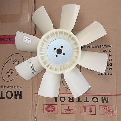 Fan Cooling Ym123910-44742 For Komatsu Backhoe Wb140-2 Wb150-2 Wb140-2t Wb140-2n