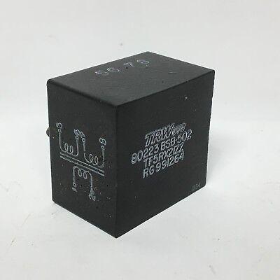 Trw Tf5rx21zz Audio Transformer 115v 400hz Industrial Surplus Used
