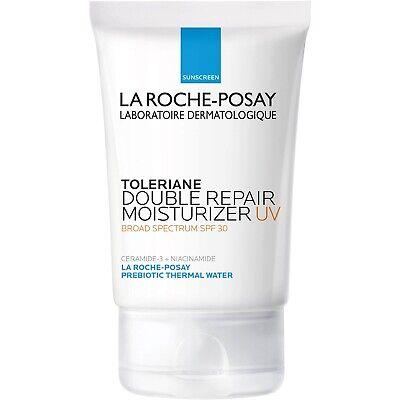 La Roche-Posay Toleriane Double Repair Face Moisturizer UV SPF 30, 2.5 fl oz