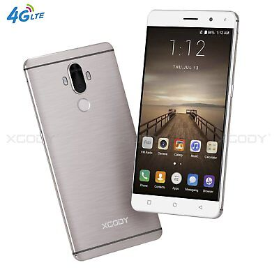 6 Inch XGODY 4G LTE 2+16GB Room Phone Unlocked Android 7.0 Smartphone 2SIM 13MP