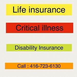 Insurance- Life , Critical , disability & Supervisa