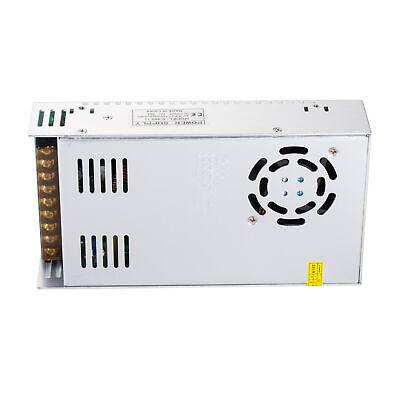 Ac To Dc 12v 40a 480w Transformer Power Supply Driver Switch For Led Strip Light