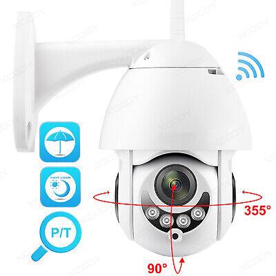 1080P HD IP NETZWERK CAMERA AUßEN ÜBERWACHUNGSKAMERA Outdoor FUNK WLAN DOME CCTV - Dome