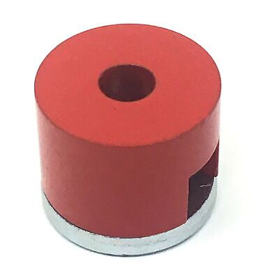 Button Magnet 34 Alnico 4lb Pull With Keeper