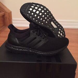 Adidas Ultraboost 1.0 Triple Black. Mens 8