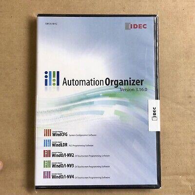 Idec Automation Organizer Sw1a-w1c Version 3.16.0