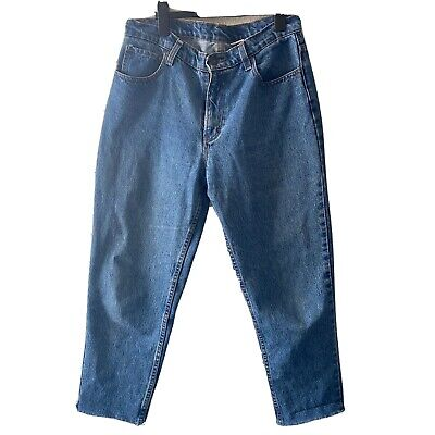Blue Jordache Mom Jeans