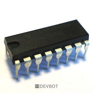 Circuit int gr logique cmos cd4050 be sextuple tampon for Logique cmos