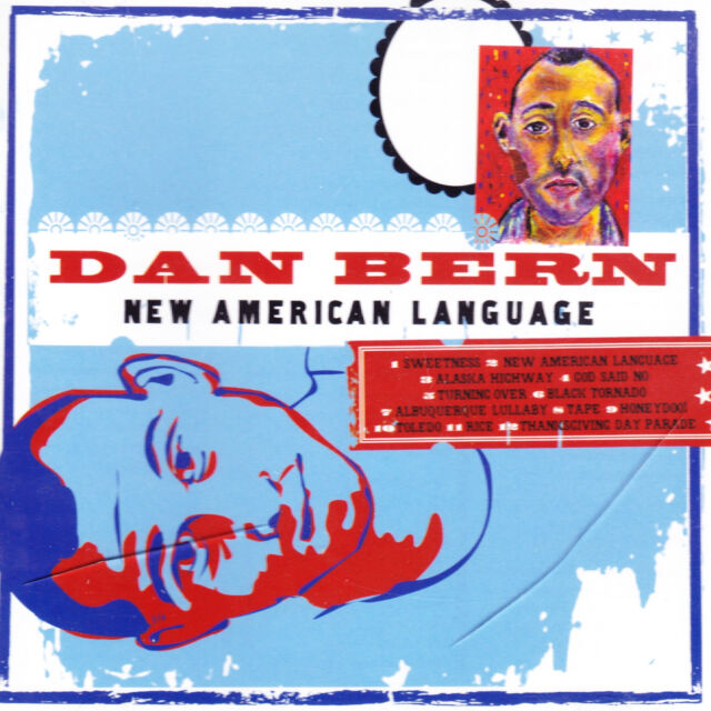 Dan Bern - New American Language - CD