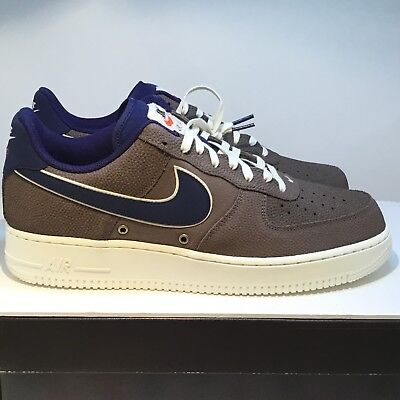 041a7a47d0a6 Nike Air Force 1  07 Lv8 Dark Mushroom Binary Blue 718152 209 Men s Size  11.5.  . 109.99. Buy It Now