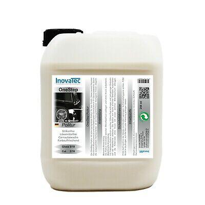 5,0 Liter Autopolitur Lackpolitur mit Carnaubawachs Autopflege Lackpflege