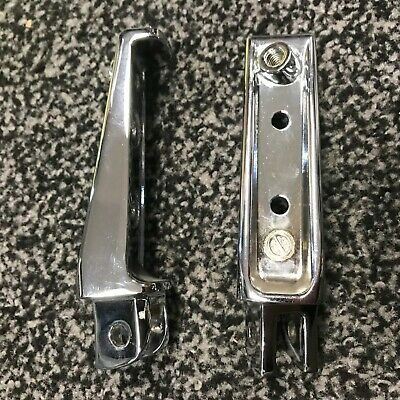 2006-2018 Suzuki M109 OEM FRONT PEGS CHROME EXCHANGE M109 M109R