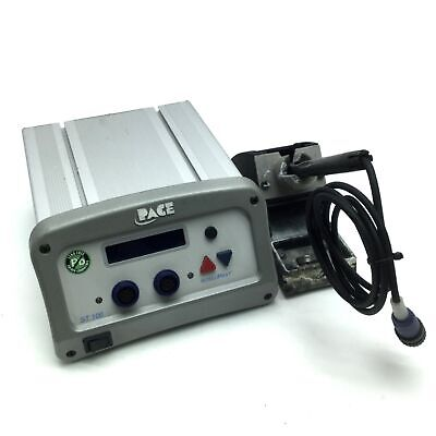 Pace St100 Dual Channel Soldering System 400-800f W 1 Station 120vac