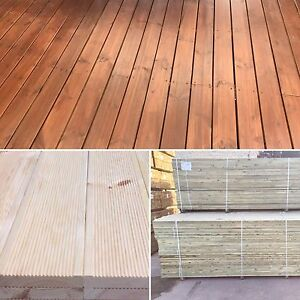 Half Price Decking & FREE Delivery! 120mm Wide!