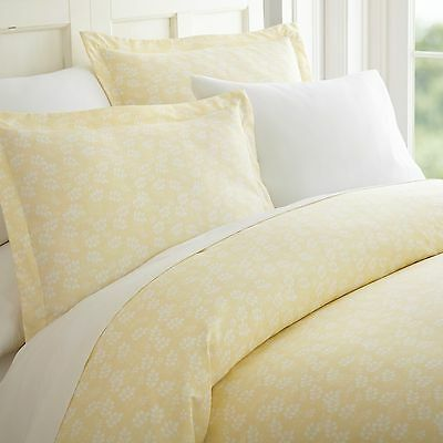3 Piece Patterned Duvet Cover Sets - 8 Beautiful Designs 100% Microfiber Was: $99.99 Now: $19.99 and Free Shipping.