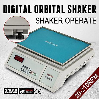 Lab Digital Oscillator Orbital Rotator Shaker Platform Clinical Test Destaining for sale  Ontario