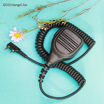 Heavy Microphone Speaker For Kenwood Tk350 Tk353 Tk355 Tk360 Tk360g Tk3100 Radio
