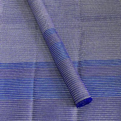 Blau Zeltteppich Vorzeltteppich Campingteppich Zeltbode… |