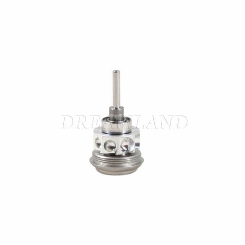 Dental Cartridge Turbine Rotor Fit 5 Lamps LED E-generator Handpiece