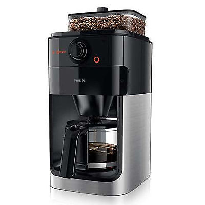 Philips HD7761 Coffee Maker Espresso Machine 1.2L with Grind Brew System 220V