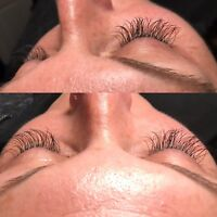 EYELASH EXTENSIONS FULL CLASSIC SET $45
