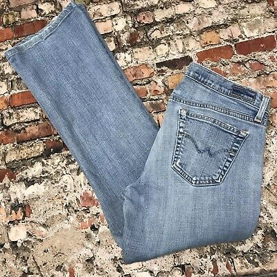 AG Adriano Goldschmied The Angel Bootcut Women's Size 29 Stretch Jeans #17B24 Adriano Goldschmied Angel Jeans