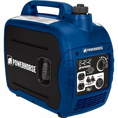 Powerhorse 2000 Watt Portable Inverter Generator CARB-Compliant