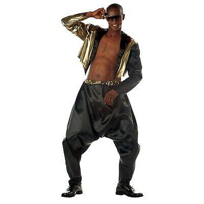 Old School Rapper - MC Hammer Adult - Old School Rapper Kostüm