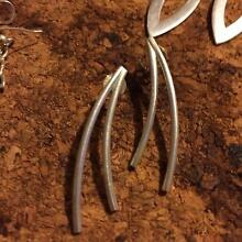 STERLING SILVER EARRINGS Seville Grove Armadale Area Preview