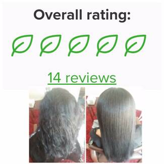 $149 Brazilian Keratin Treatment