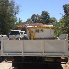 ISUZU TIPPER WITH CRANE, LOW KMS, CHEAP Midland Swan Area Preview