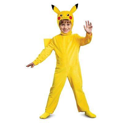 Toddler Pokemon Costume (Pokemon - Pikachu Toddler)