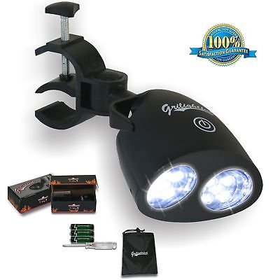 Barbecue Grill Light - Best To Illuminate Any BBQ At Night - 10 Super Bright