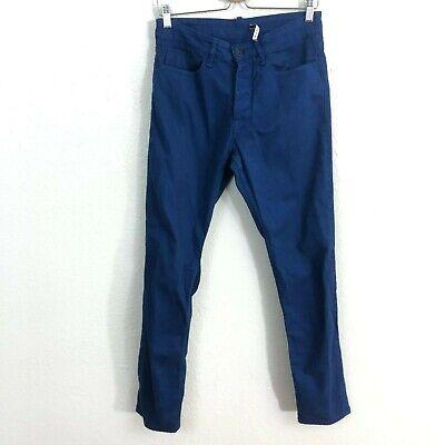 Homecore Jeans Sz 31 Pants Blue Stretch Cotton