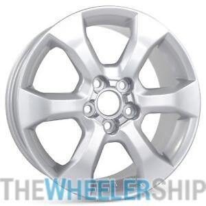 Set of 4 New Wheels for Toyota Rav4 2009-2012 17