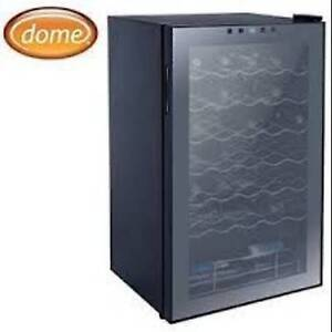 Dome 34 Bottle Wine Cooler with 96L Capacity, Compressor Cooling, Thornleigh Hornsby Area Preview