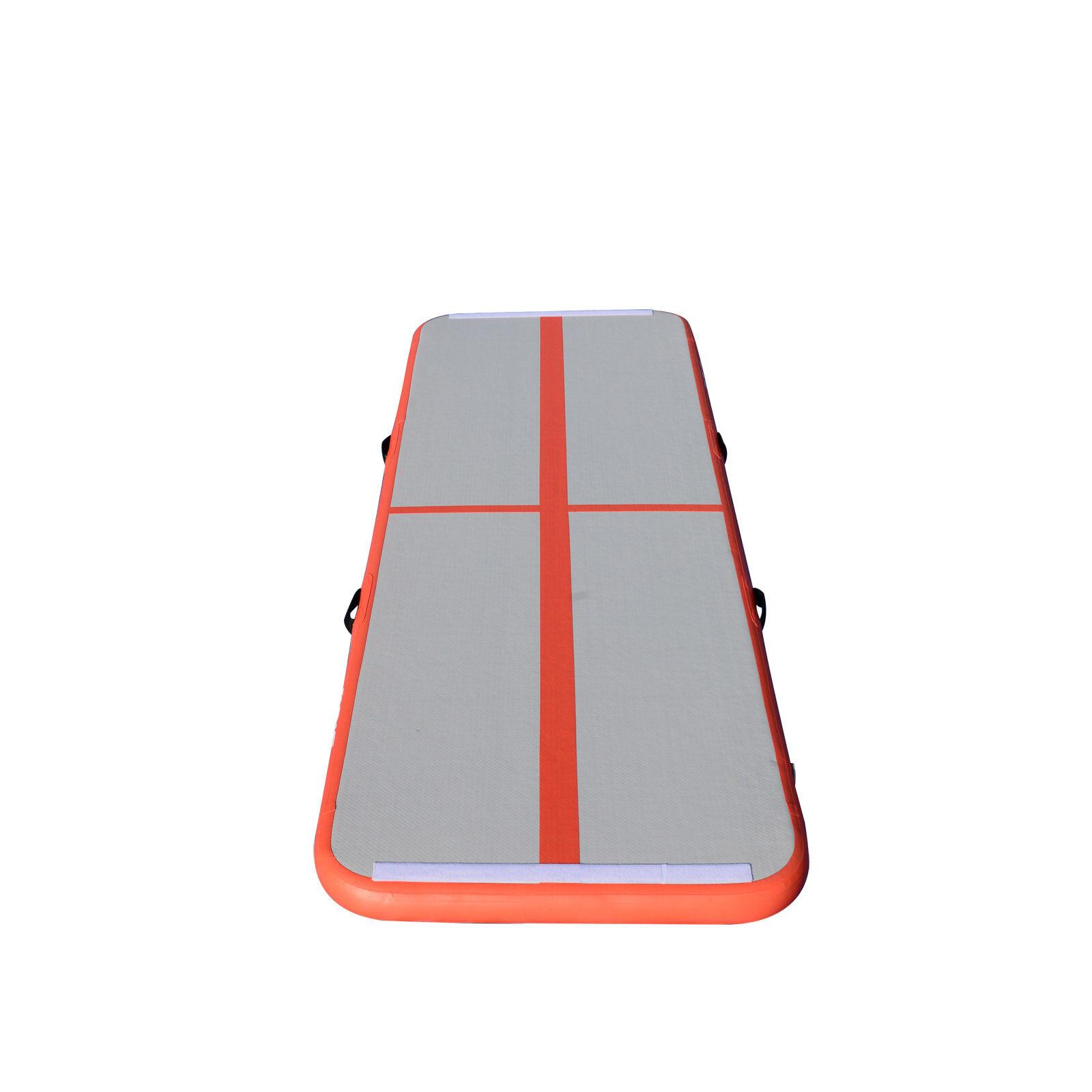gymnastic mats air track floor home gymnastics tumbling mat inflatable air tumbling track gym