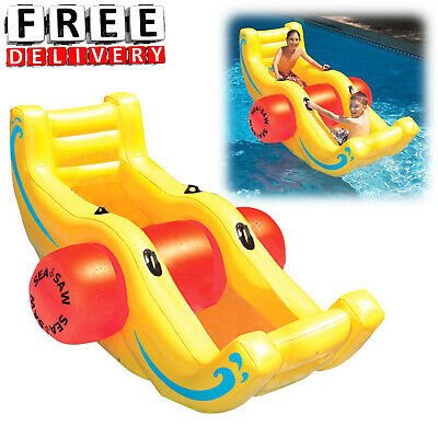 Swimming Pool Floats Kid Water Lounge Raft Adult Children Toy Party Fun (Pool Party Floats)